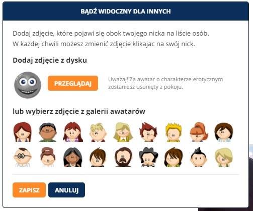 widoczny /INTERIA.PL