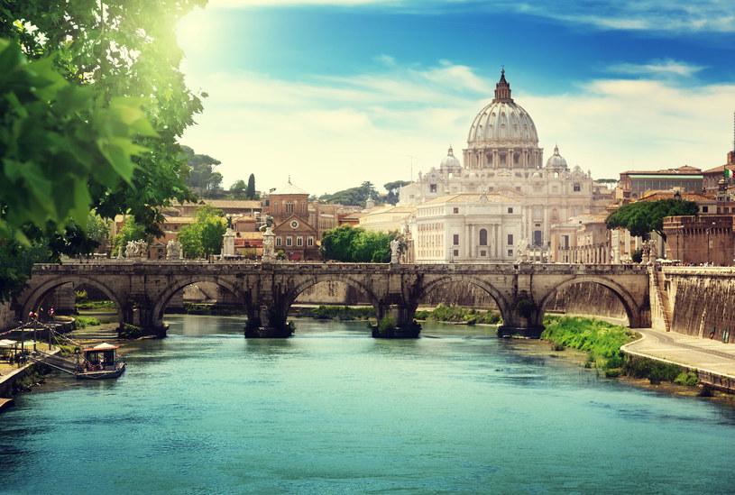 Widok na Bazylikę Świętego Piotra /123RF/PICSEL
