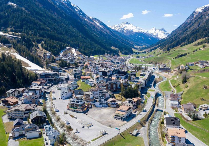 Widok na gminę Ischgl, Tyrol; zdj. ilustracyjne /Johann Groder /East News