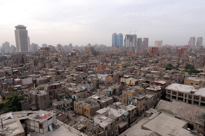 Widok na Kair, zdj. ilustracyjne /KHALED ELFIQI   /PAP/EPA