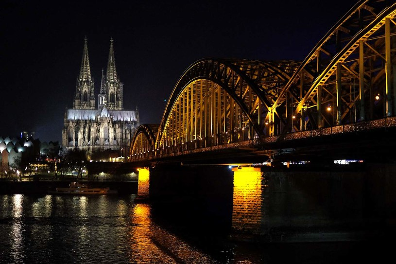 Widok na katedrę w Kolonii /AFP