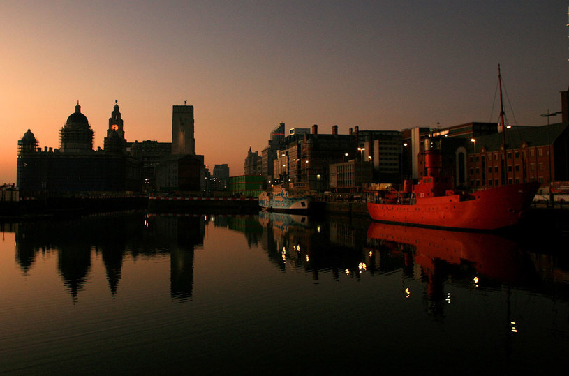 Widok na Liverpool  /Getty Images/Flash Press Media