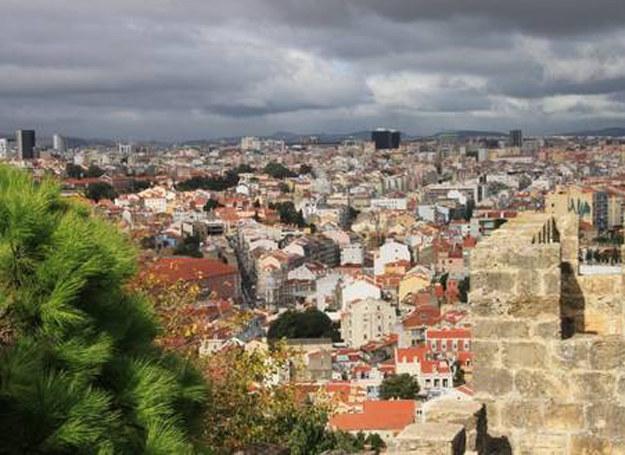 Widok na Lizbonę /East News