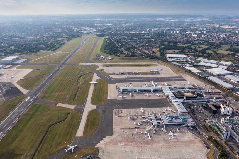 Widok na lotnisko Birmingham /David Goddard /Getty Images