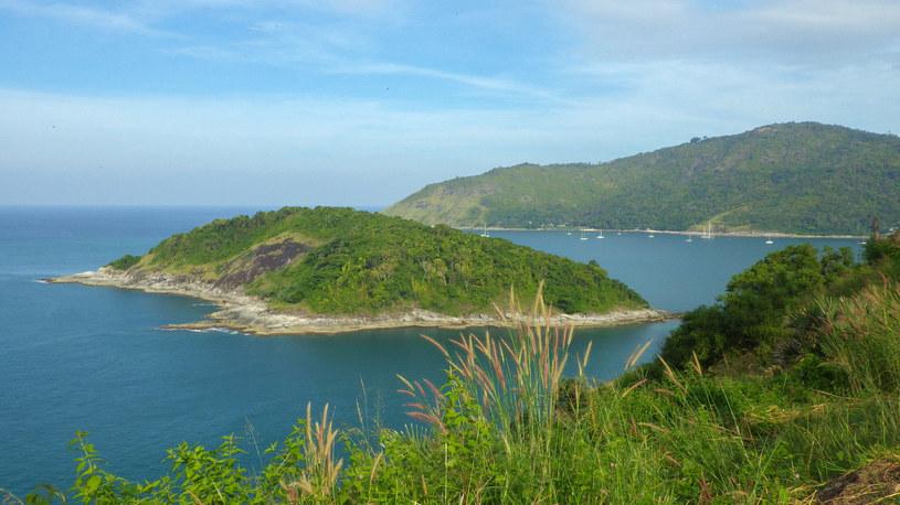 Widok na plażę Yanui /evolutionnow/easyfotostoc /East News