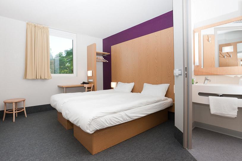 Widok na pokój w hotelu B&B /materiały prasowe