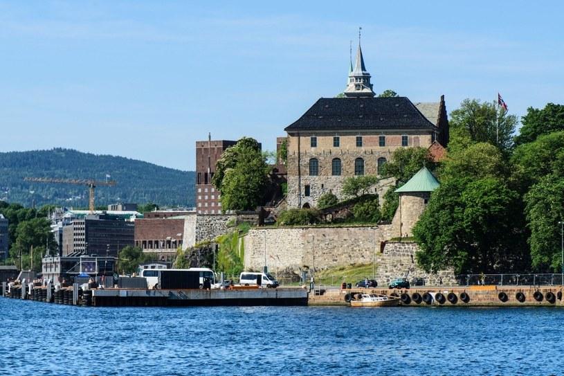 Widok na port i twierdzę Akershus /123RF/PICSEL