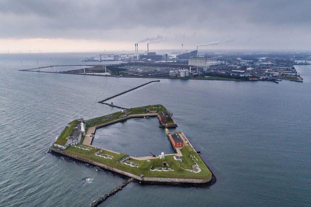 Widok na port w Kopenhadze /NILS MEILVANG /PAP/EPA