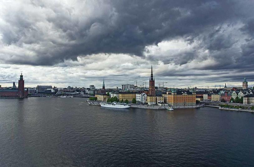 Widok na Sztokholm i wielkie jezioro Mälaren z Monteliusvägen, fot. Katarzyna Tubylewicz /materiały prasowe