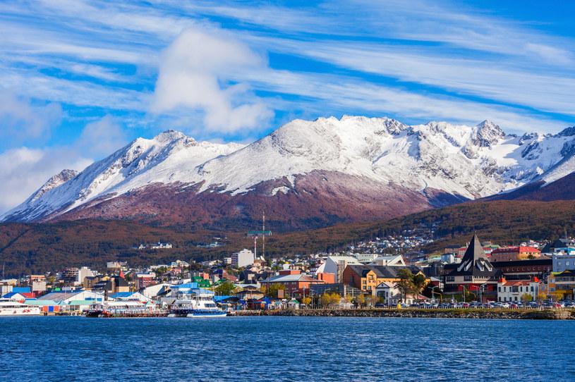 Widok na Ushuaię /123RF/PICSEL