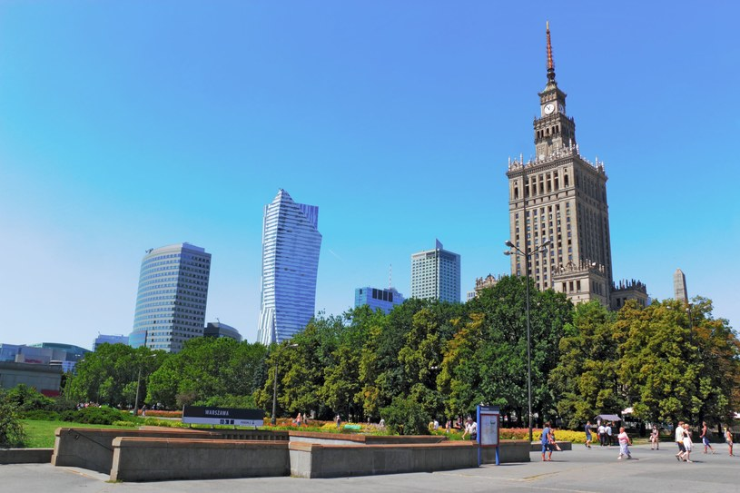 Widok na Warszawę, zdj. ilustracyjne /123RF/PICSEL