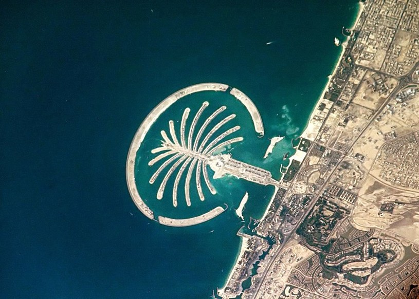 Widok z Międzynarodowej Stacji Kosmicznej /NASA