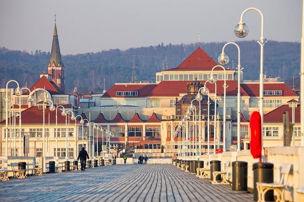 Widok z molo na Sopot /©123RF/PICSEL