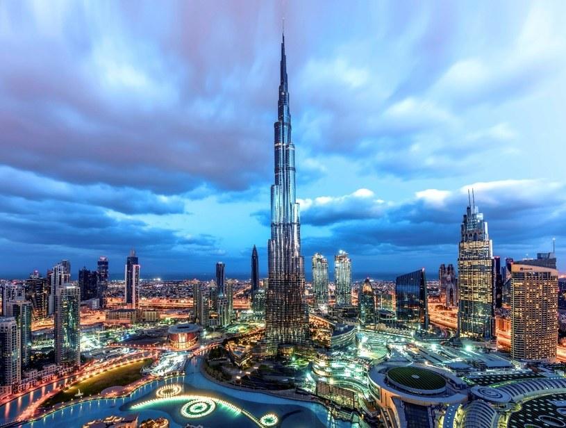 Widok z tarasu znajdującego się w najwyższym budynku świata zapiera dech w piersiach /materiały prasowe