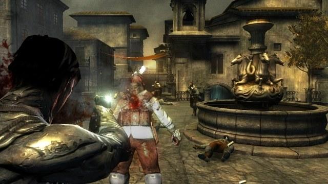 Widok znad ramienia to patent z Resident Evil 4 /gram.pl