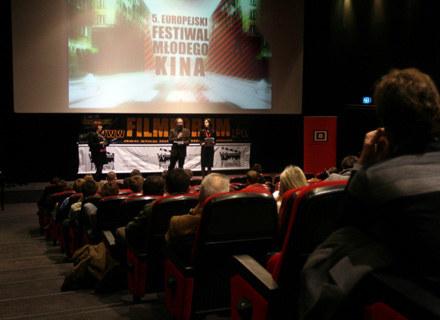 Widownia piątej edycji festiwalu, fot. Filmforum /