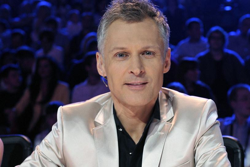 """Widzowie polubili go w """"Mam talent"""" /Gałązka /AKPA"""