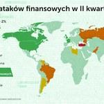 Więcej ataków finansowych w wyniku współpracy cyberprzestępców