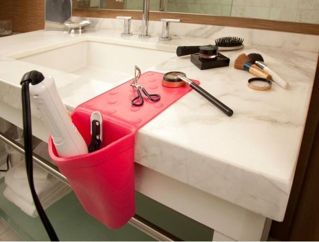 Więcej miejsca w łazience  gwarantowane /trendsgirl.com /INTERIA.PL