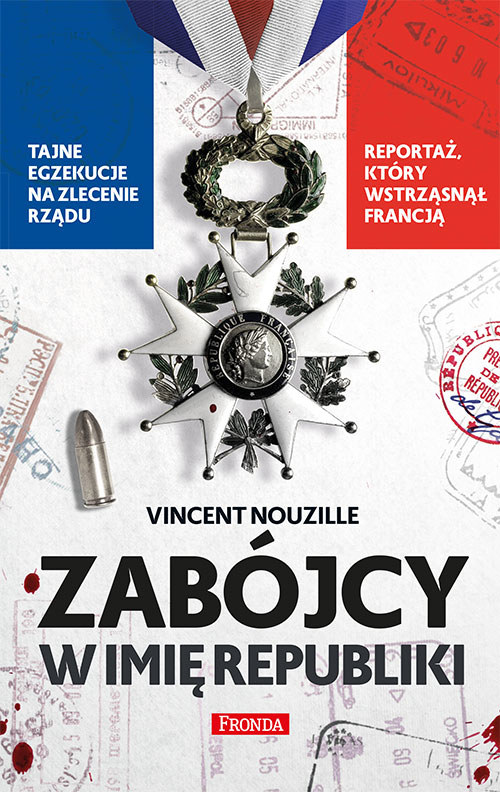 """Więcej można przeczytać w książce Vincenta Nouzille'a, """"Zabójcy w imię Republiki"""" /INTERIA.PL/materiały prasowe"""