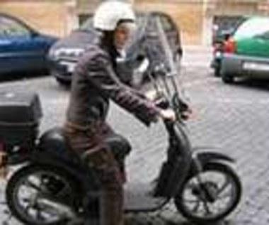Więcej skuterów niż samochodów