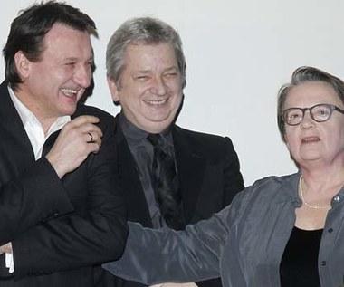 Więckiewicz i Machulski na gali Oscarów