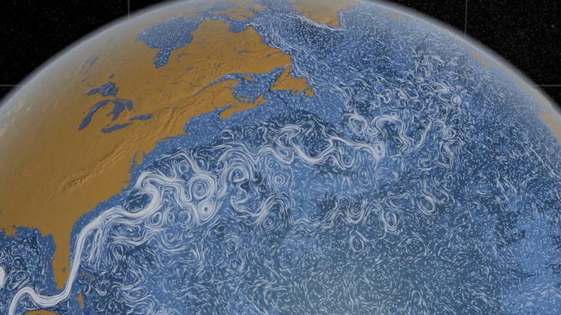 Wieczny Ocean - wizualizacja przygotowana przez NASA /NASA