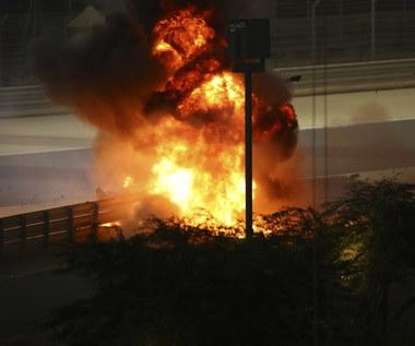 Wieczór ognia w Bahrajnie