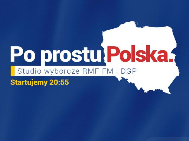 """Wieczór wyborczy w RMF FM i na RMF24.pl: Serwisy specjalne i studio """"Po prostu Polska"""""""