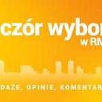 Wieczór wyborczy w RMF FM i na RMF24!