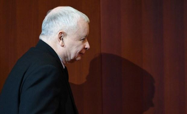 Wieczorne spotkanie u prezesa PiS. Nieoficjalnie: Tematem afera KNF