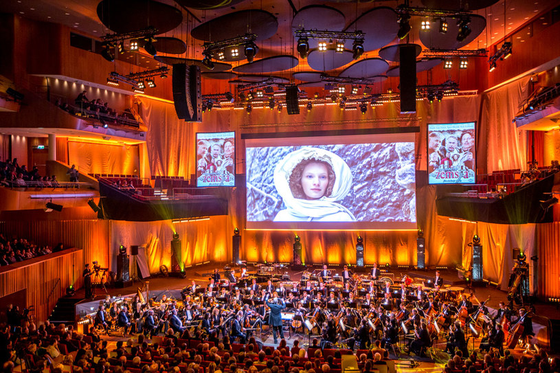 Wieczorny koncert w Centrum Kongresowym ICE Kraków był pierwszą odsłoną cyklu Scoring4Directors /materiały prasowe