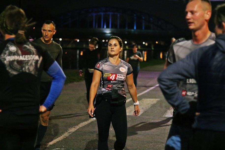 Wieczorny trening z RMF4RT Gladiators w sercu Krakowa /Materiały prasowe