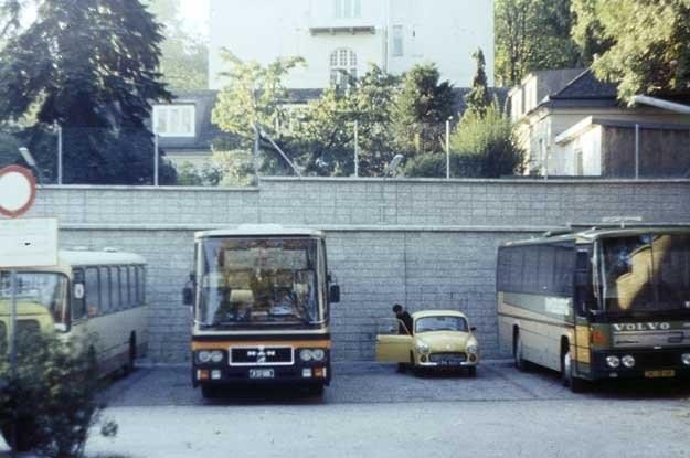 Wiedeń 1981. Zdjęcie  z archiwum autora listu /