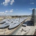 Wiedeń: Stacja za miliard euro otwarta
