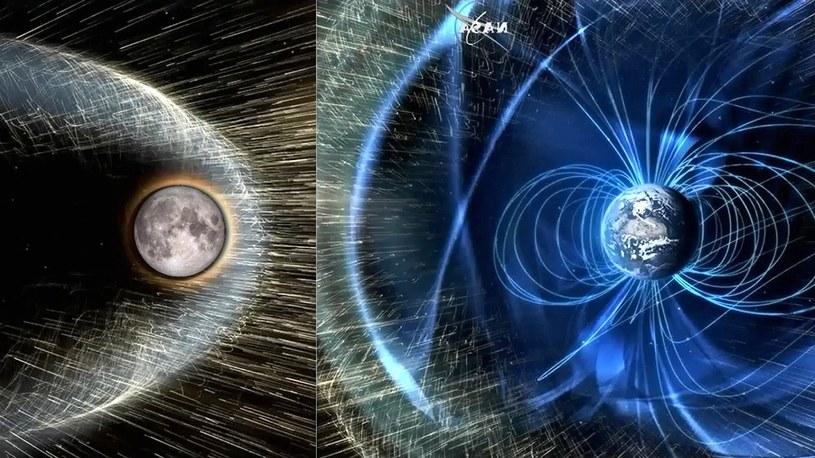Wiedzieliście, że Księżyc, Wenus i Merkury mają warkocze? Zobaczcie, jak wyglądają /Geekweek