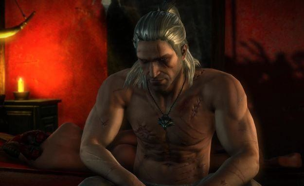 Wiedźmin 2: Ostatnie poprawki spowodowały u Geralta zadyszkę... /Informacja prasowa