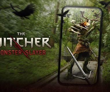 Wiedźmin jak Pokémon GO – powstaje mobilne The Witcher: Monster Slayer