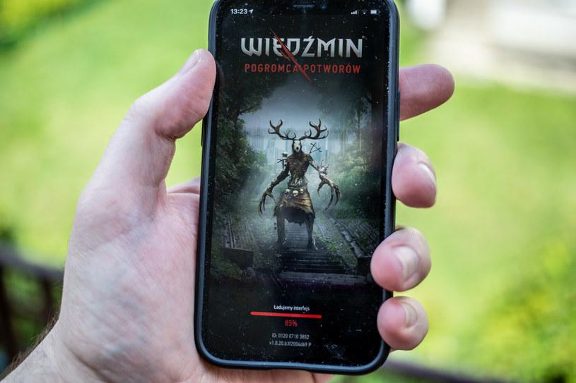 Wiedźmin: Pogromca Potworów /Maciej Chmiel /East News