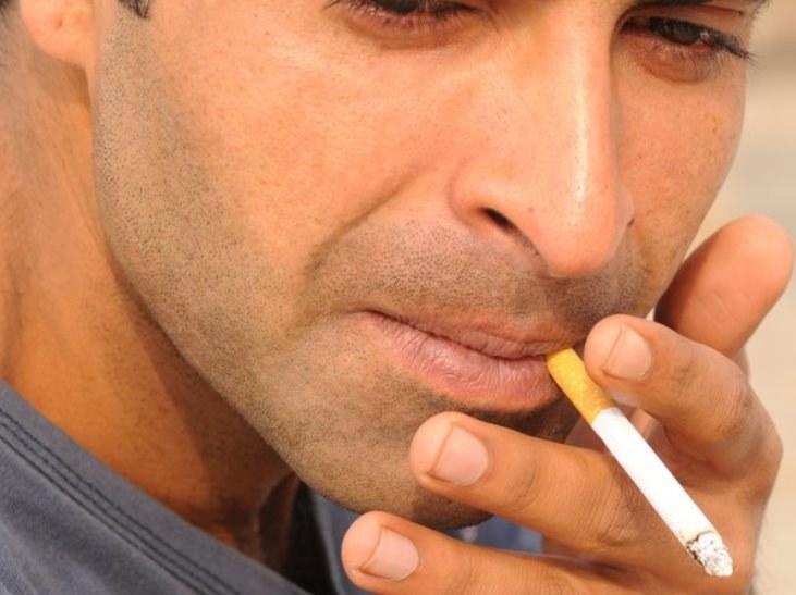 Wiek organizmu palaczy może być nawet o 12 lat większy niż wskazuje na to metryka /123RF/PICSEL