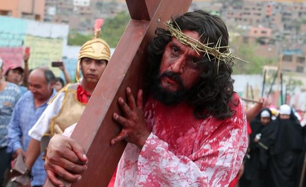 """Wieki Piątek na Filipinach. """"Pan odpowiada na moje modlitwy"""""""