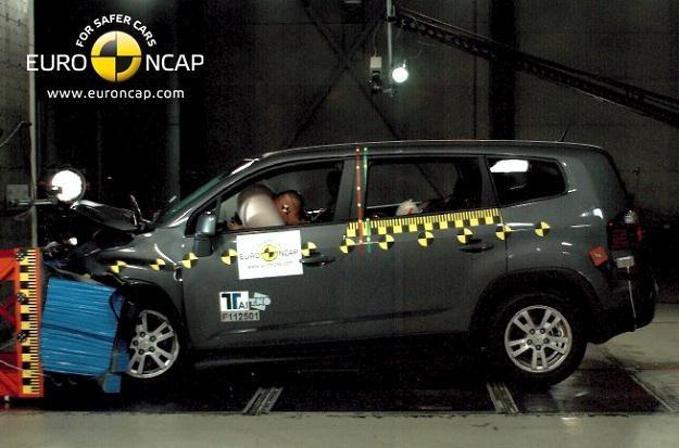 Większe auto najczęściej jest bezpieczniejsze /