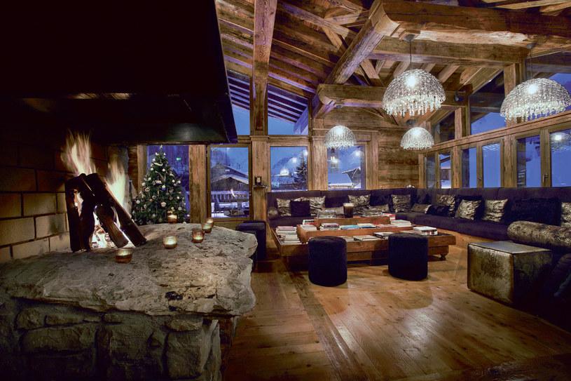Większość hoteli w Val D'Isère to luksusowe obiekty. Obowiązujący styl łączy nowoczesny design z klimatem rustykalnym. Nieco tańsze noclegi można znaleźć w pobliskim Tignes, miasteczku należącym również do Espace Killy /fot. JP Noisillier - nuts.fr /materiały prasowe