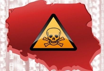 Większość infekcji w Polsce ma miejsce w centralnej oraz północno zachodniej części kraju /materiały prasowe