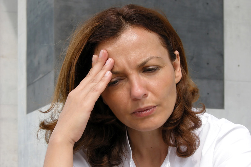 Większość kobiet z depresją menopauzalną może być leczona ambulatoryjnie i normalnie funkcjonować zawodowo i towarzysko /© Panthermedia