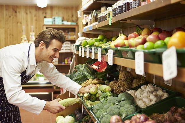 Większość najmniejszych firm zajmuje się handlem /©123RF/PICSEL