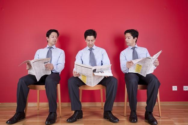 """Większość ofert pracy dotyczy """"męskich"""" branż /© Panthermedia"""