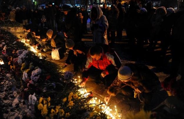 Większość ofiar pożaru zginęła w płomieniach lub od zatrucia gazem /AFP