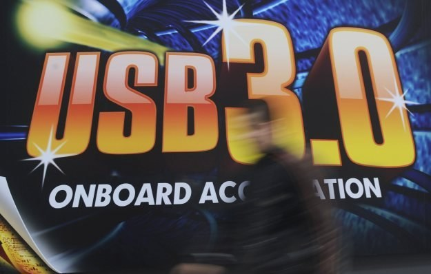 Większość producentów sprzętu USB 3.0 odwołuje się jeszcze do specyfikacji oznaczonej 0.96 /AFP