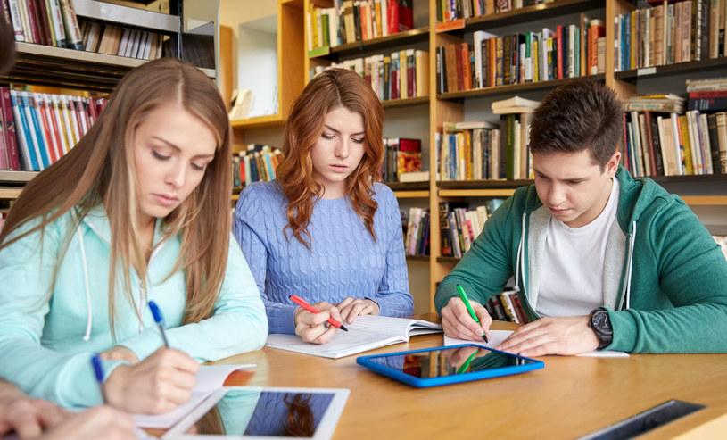 Większość studentów obcokrajowców na świecie wybiera nauki ścisłe /123RF/PICSEL